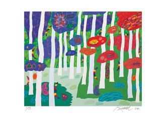 사유의 숲_나무, 구름이되어 시가되어 (99 Editions)