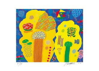 사유의 숲-나무와 시 (40 Editions)