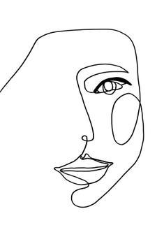 Face Line I