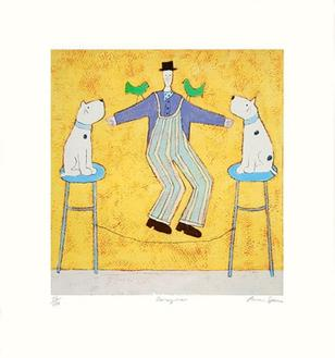 Dancing Man (150 Editions)