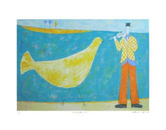 Bird & Violin 1998 (295 Editions)