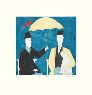 Under the Umbrella,blue (150 Editions)