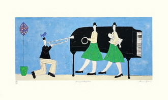 Dancing with Piano (150 Editions)