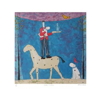 Waiter on A Horse (175 Editions)