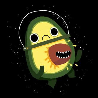Alien Avocado