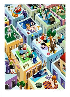 Neighbors (380 Editions)