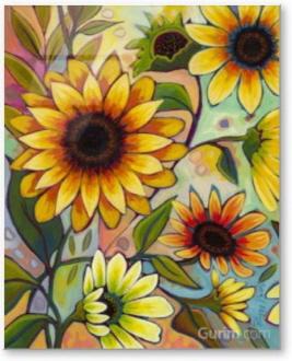 Sunflower Power I