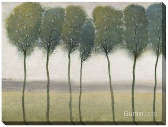 Rows of Trees I