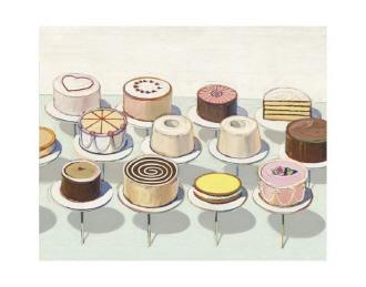 Cakes, 1963