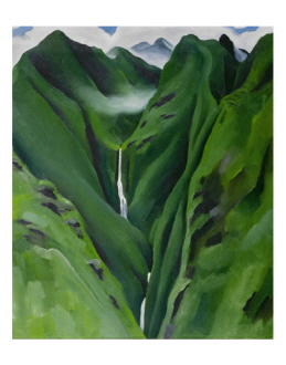 Waterfall No.1 lao Valley, Maui