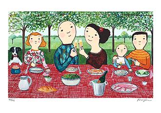 La Cena (The Dinner) (95 Editions)